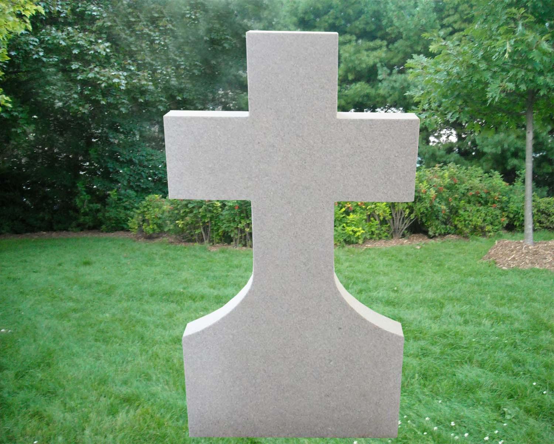 EG-13-98-907-23 / Fine Gray / Latin Cross
