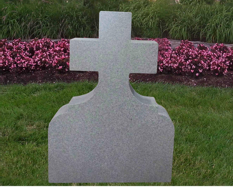 EG-16-303-918 / Fine Gray / Solid Cross & Die