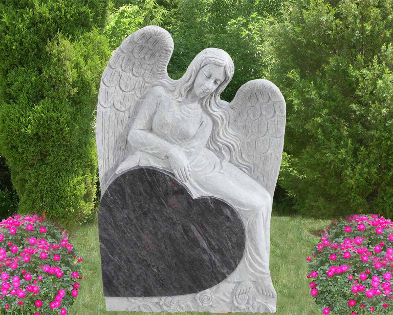 EG-16-76-916 / Angel over Tilted Heart / Bahama Blue