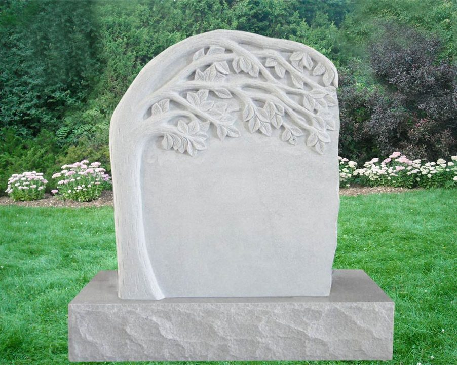 EG-12-87-901 / Fine Gray / All Steeled Sculpted Tree