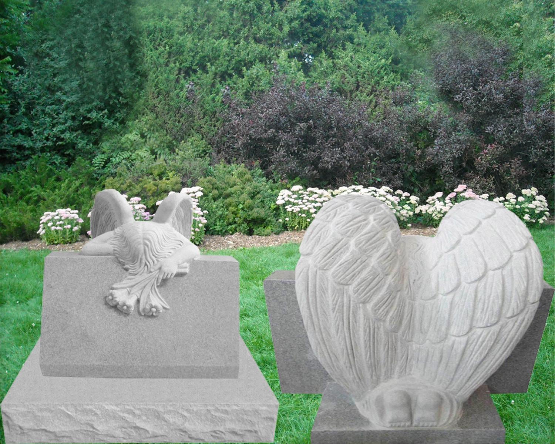 EG-12-92-902 / Weeping Angel Slant / Fine Gray