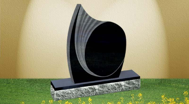 EG-219 / Jet Black / Tooled Fan Design