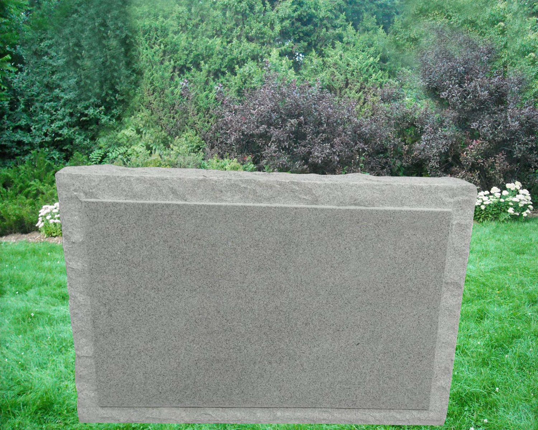 EG-16-88-916 / Fine Gray / Flat Top with Shell Rock Bottom