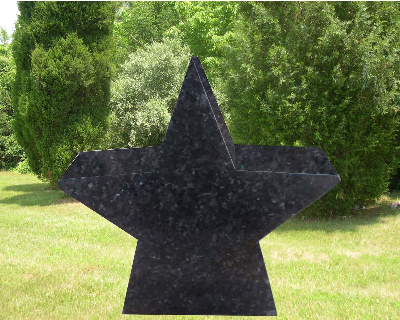 EG-17-295-922 / Blue Pearl / Star Shaped Die